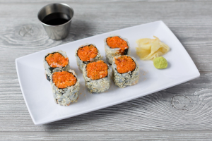 Spicy Crunch Roll - delivery menu