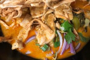 Khao Soi Gai - delivery menu