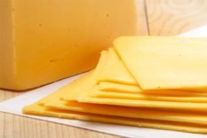 Plain American Cheese - delivery menu