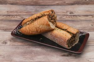 Chicken Cheesesteak - delivery menu