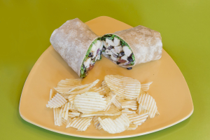 Southwest Shack Wrap - delivery menu