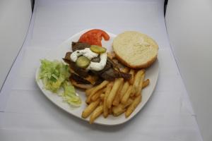 Gyro Cheeseburger - delivery menu