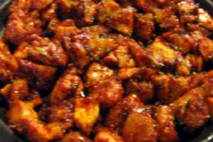 Spicy Chicken Stir Fry - delivery menu