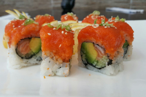 Alaska Special Roll - delivery menu