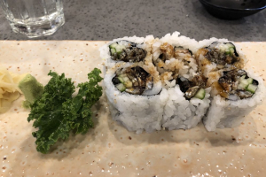 Salmon Skin Roll - delivery menu