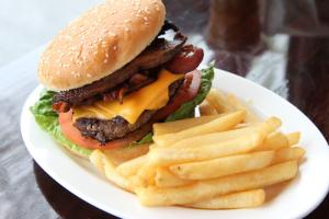 1/2 lb. Hamburger - delivery menu