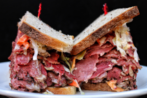 3. Corned Beef and Pastrami Sandwich - delivery menu