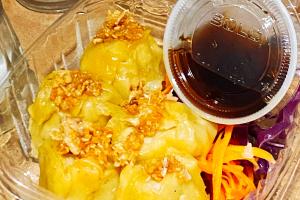 A8. Thai Dumplings - delivery menu