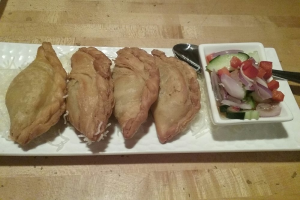 Thai Samosa - delivery menu