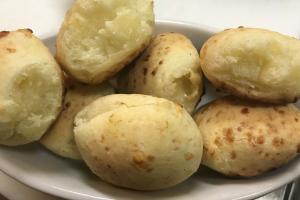 Brazilian Cheese Bread - delivery menu