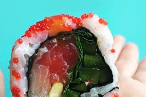Red Hot Maki Roll - delivery menu