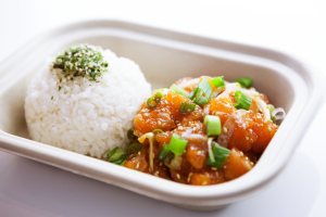 Build Your Own Large Poke Bowl - delivery menu