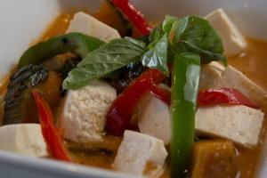 Pumpkin Curry - delivery menu