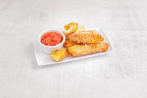 Pete's Famous Mozzarella Sticks - delivery menu