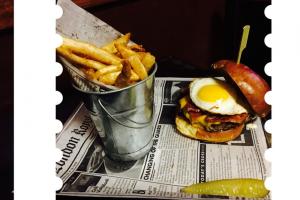 Sunny Side Burger - delivery menu
