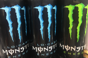 Monster (Green) - delivery menu