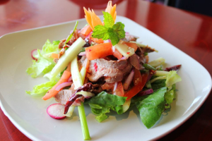 Beef Salad - delivery menu