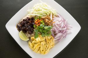 45. Shrimp Paste Rice - delivery menu