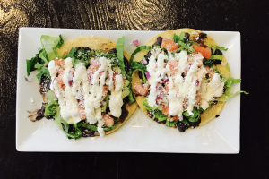 Mexican Tostadas - delivery menu