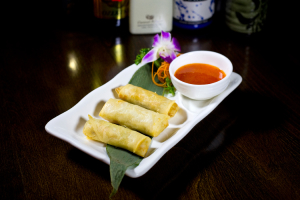 Spring Roll - delivery menu