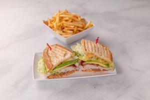 Club Sandwich - delivery menu
