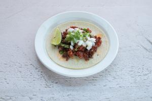 Chorizo - 16 tacos - delivery menu