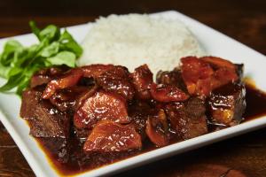 Braised Short Ribs Marsala - delivery menu