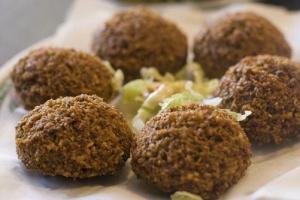 5 Falafel Balls - delivery menu