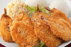 88. Fried Shrimp Burger - delivery menu