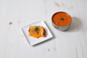 Tomato Bisque and Grilled Cheese - delivery menu