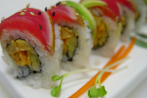 Red Lady Roll - delivery menu