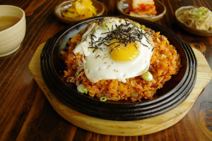 Lunch- Kimchi Fried Rice - delivery menu