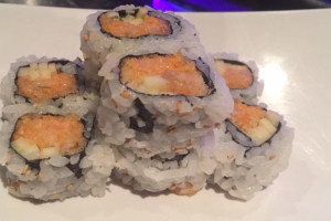 Spicy Yellowtail Roll - delivery menu