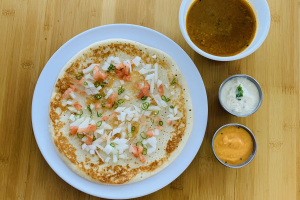 Onion Chili Tomato Utthappam - delivery menu