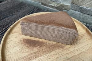 Milo Crepe Cake - delivery menu