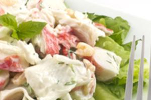 Seafood Salad - delivery menu