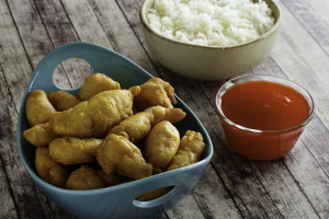 97. Sweet and Sour Pork - delivery menu