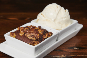 Bourbon Brownie Pudding - delivery menu