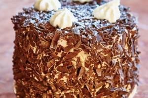 Merveilleux Cake - delivery menu