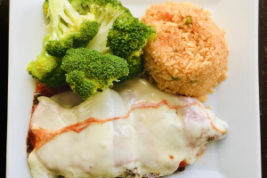 Chicken Cutlet Parmigiana - delivery menu