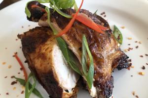 1/2 Jerk Chicken - delivery menu
