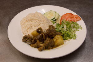 Curry Goat - delivery menu