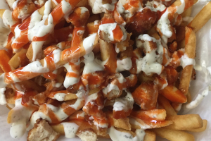Buffalo Chicken Fries - delivery menu