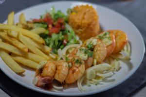 Camarones al Gusto - delivery menu
