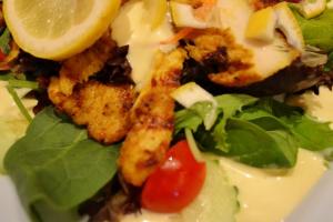 Lemon Chicken Salad - delivery menu