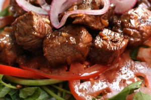 Shaky Beef - delivery menu