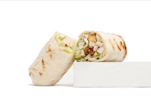 Caesar Chicken Wrap - delivery menu