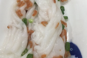 Special Rice Noodle Roll with Dried Small Shrimp - delivery menu