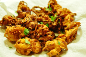 Onion Pakoda - delivery menu