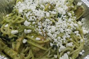 Spinach Pesto Pasta - delivery menu